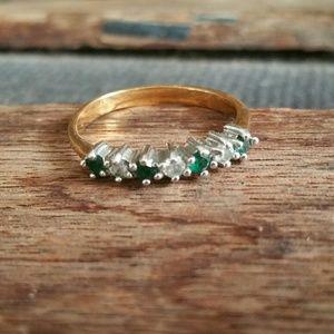 Jewelry - Rhinestone Ring